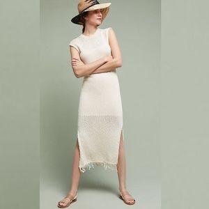 Anthropologie x Callahan Isla Midi Dress NWT